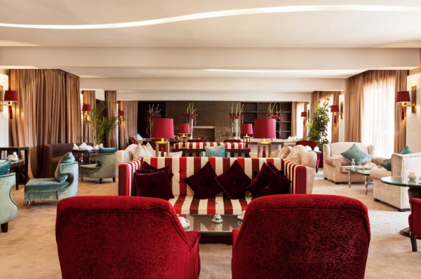 Royal Atlas & Spa lounge VIP