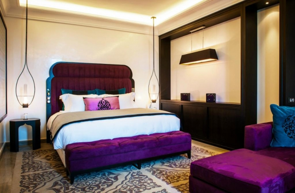 Villa Diyafa Boutique Hotel and Spa Suite Bedroom