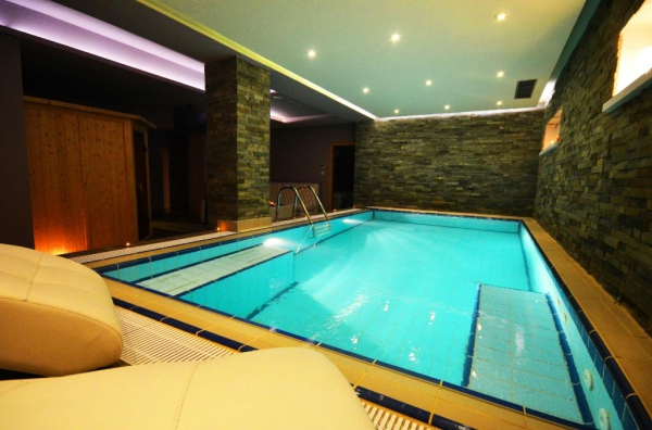 Sar'Otel Hotel & Spa Indoor pool