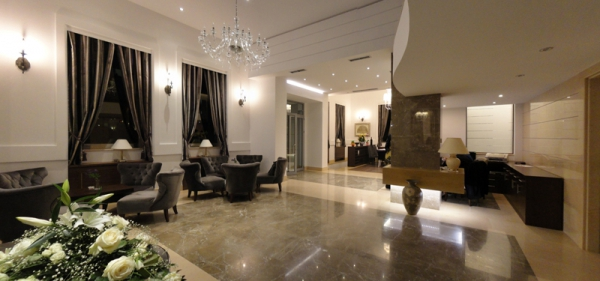 Hotel Boutique Kotoni Entrance Hall Reception