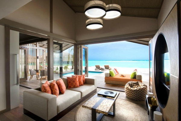 Club Med Finolhu Villas Sunrise Beach Villa