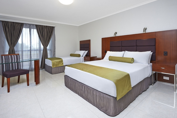 BEST WESTERN Casula Motor Inn Standard Plus Room
