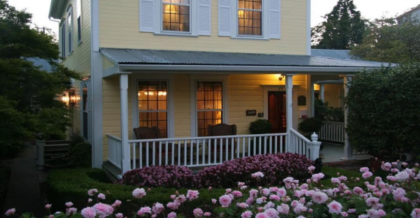 The Foxes Inn The Foxes Inn of Sutter Creek - An elegant AAA 4-Diamond Bed & Breakfast in the Gold - Wine Coun