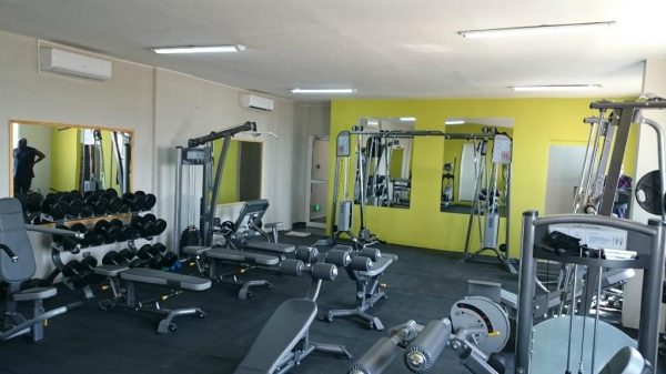 Tulip Inn Juba Fitness Club