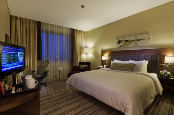 Hilton Garden Inn Kutahya King Bed Evolution Room