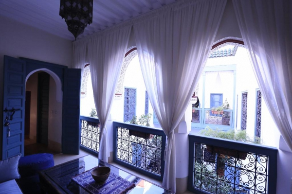 Riad 11 Zitoune Ginger Suite private Terrace